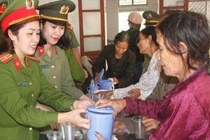 Công an tỉnh Hà Tĩnh với nhiều hoạt động thiết thực hướng về cơ sở