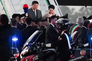 Italy 'trải thảm đỏ' tiếp đón Chủ tịch Trung Quốc Tập Cận Bình