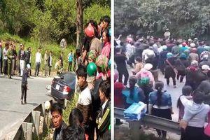 Ủy ban huyện Sapa nói vụ bắt vạ 400 triệu đồng sau tai nạn là tự nguyện, tài xế nói không