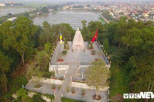 Ngôi chùa nghìn tuổi không có hòm công đức, cấm đặt tiền lễ ở Bắc Ninh