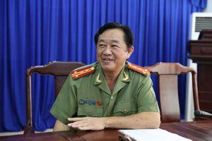 Đại tá Nguyễn Hoàng Thao làm Phó Bí thư Tỉnh ủy Bình Dương