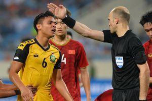 HLV U23 Brunei: 'Tôi rất buồn vì phải nhận thất bại 0-6'