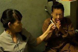 Đang có một 'bệnh viện' ở chùa Ba Vàng?