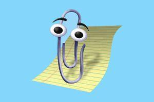 Chiếc kẹp giấy 'huyền thoại' vừa bị Microsoft khai tử lần nữa