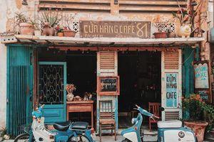 5 quán cà phê cho người hoài cổ ở Sài Gòn