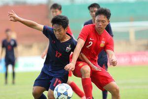 Lại thua Thái Lan, bóng đá Trung Quốc đang gặp vấn đề lớn