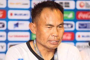 HLV trưởng U23 Brunei 'ngả mũ' với U23 Việt Nam