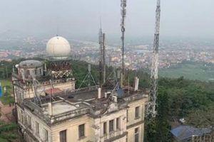 Thế giới công nhận Việt Nam có đài khí tượng 100 tuổi