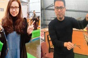 Hà Thành 'chịu chơi': Chi tiền triệu câu tôm càng xanh giữa phố