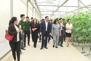 Phó Chủ tịch Quốc hội Vương quốc Campuchia thăm Hà Nam
