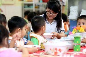 Mức truy thu BHXH bắt buộc với giáo viên mầm non ngoài công lập