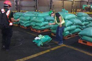 Bộ Công an phối hợp với cảnh sát Philippines chặt đứt đường dây ma túy đá 'khủng'