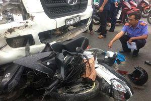 'Nhức nhối' số người tử vong vì tai nạn giao thông năm 2018 tại TP. Hồ Chí Minh