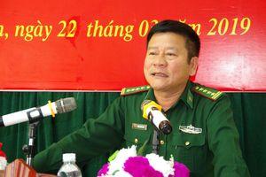 BĐBP Hà Tĩnh tập huấn cán bộ năm 2019