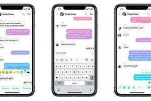 Facebook Messenger tích hợp tính năng trích dẫn tin nhắn