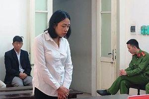 Cựu kế toán trưởng Chi cục Thi hành án dân sự thị xã Sơn Tây lừa chạy việc