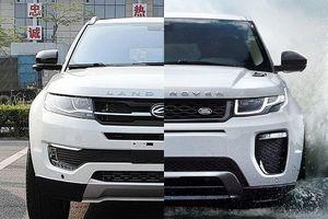 Land Rover thắng kiện hãng xe Trung Quốc 'ăn cắp thiết kế'
