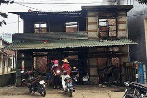 Quảng Nam: 'Bà hỏa' thiêu rụi 9 xe máy, hàng trăm triệu đồng