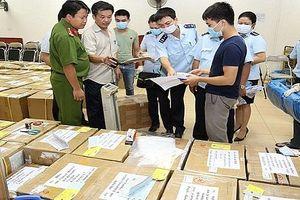 Tạo chuyển biến tích cực cho công tác chống buôn lậu, gian lận thương mại, hàng giả