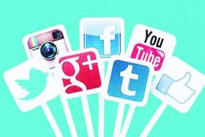Mùa bầu cử - thử thách quan trọng của các mạng xã hội