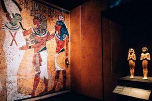 Kho báu từ lăng mộ vua Ai Cập cổ đại có gì hấp dẫn?