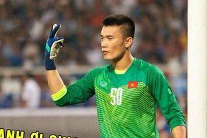 Cư dân mạng thi nhau chế ảnh Bùi Tiến Dũng 'thất nghiệp' trong trận đại thắng U23 Brunei