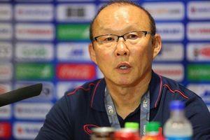 Không quan tâm Thái Lan, HLV Park Hang-seo 'ra chỉ thị' phải thắng U23 Indonesia