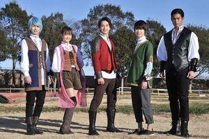 Koh của 'Kishiryu Sentai Ryusoulger' hướng dẫn cách henshin cực ngầu