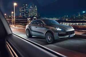Porsche Cayenne Coupe trình làng, 'đe dọa' Mercedes GLE Coupe