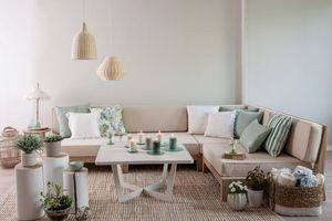 4 xu hướng thiết kế phòng khách năm 2019: Đa màu sắc và nghệ thuật hơn