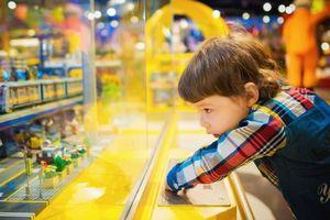 Những loại đồ chơi tốt cho sự phát triển của trẻ nhỏ