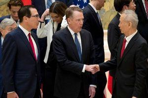 Mỹ - Trung thúc đẩy các phiên đàm phán cuối cùng