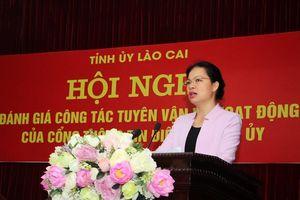 Lào Cai: Công tác tuyên vận là nhiệm vụ thường xuyên của các cấp ủy, chính quyền