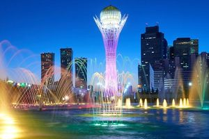 Thủ đô của Kazakhstan chính thức có tên mới là Nur-Sultan