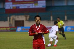 'Tiểu Công Phượng' tỏa sáng, U19 Việt Nam ngược dòng thắng U19 Myanmar