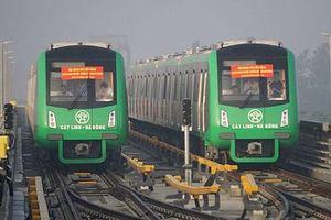 Điều chỉnh một loạt luồng tuyến xe buýt kết nối đường sắt đô thị