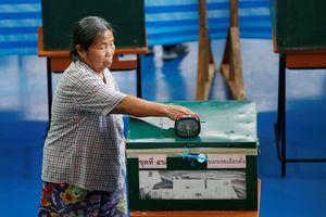 Những lá phiếu quyết định kết quả bầu cử Thái Lan 2019
