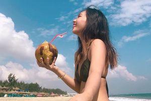 Đảo Bình Ba, Bình Hưng đẹp nao lòng qua ảnh check-in của du khách
