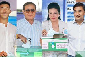 Thái Lan bất ngờ hoãn công bố kết quả bầu cử