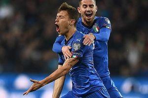 Italia - Phần Lan 2-0: Tân binh Barella, Kean chứng tỏ tài năng trước HLV Mancini