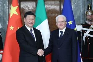 Bắc Kinh - Rome: 'Con đường tơ lụa hai chiều' và hơn thế nữa
