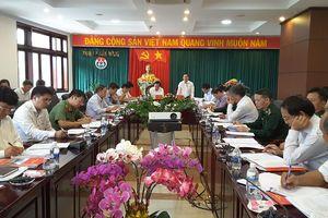 Đoàn kiểm tra Ban Chỉ đạo Trung ương làm việc với Tỉnh ủy Đắk Nông về công tác dân tộc