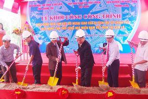 Phục dựng công trình nhà làm việc Bộ Ngoại giao của Di tích trụ sở Chính phủ cách mạng lâm thời Cộng hòa miền Nam Việt Nam