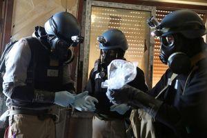 Nghi vấn tấn công bằng vũ khí hóa học tại Syria
