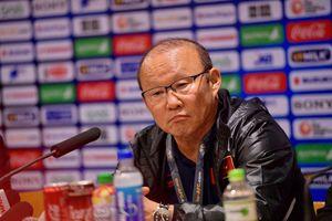 U23 Việt Nam thắng nhọc Indonesia, HLV Park Hang Seo nói gì?