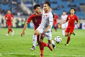 U23 Việt Nam 0-0 U23 Indonesia