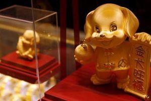 Giá vàng hôm nay 24/3: Trụ vững trên đỉnh