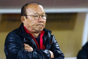 HLV Park Hang-seo không hài lòng với bản thân và U.23 Việt Nam dù thắng Indonesia