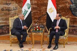 Ai Cập, Iraq tăng cường hợp tác song phương ở nhiều cấp độ