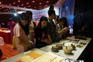 Bảo tàng Hà Nội 'kể chuyện' văn hóa nghìn năm đất Thăng Long